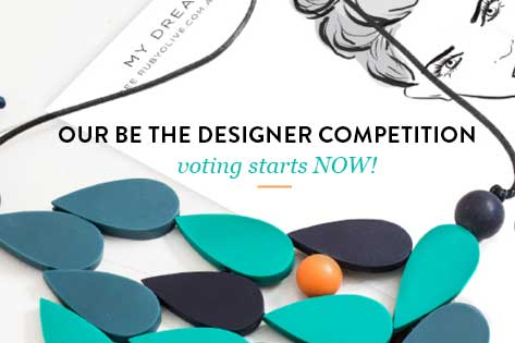 BE THE DESIGNER 2017 // Voting starts now!