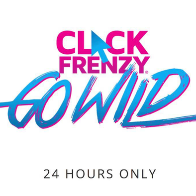 RO SALE // CLICK FRENZY IS HERE