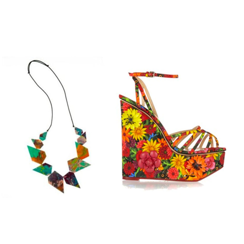 SHOESDAY // Crazy colourful Wonderland is here!