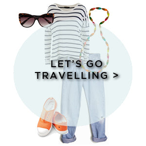 Travelling Style Outfits and Jewellery