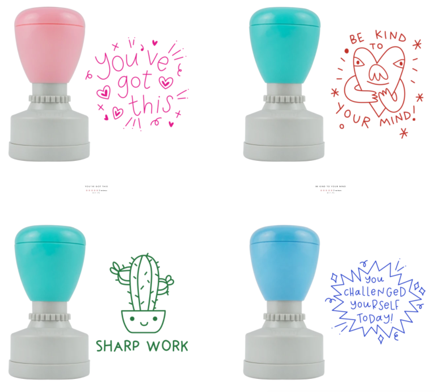 The Teaching Tools Stamps