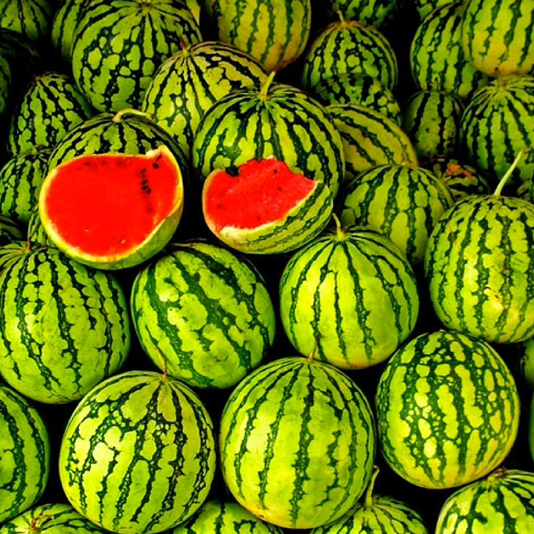 Green Watermelon Image