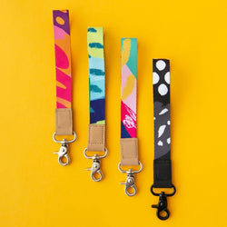 Joy In The Everyday Wrist Lanyard (4 Options Avail)