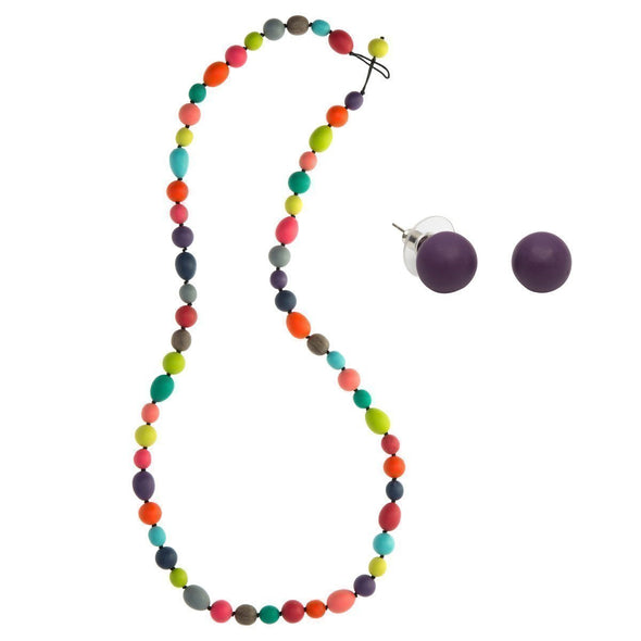 Paradiso Long Mini Pebble Necklace