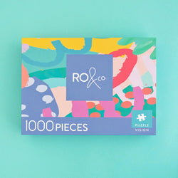 RO&Co - 1000pc 'Vision' Puzzle