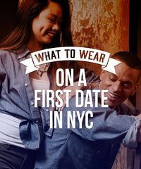 what to wear on a first date in nyc