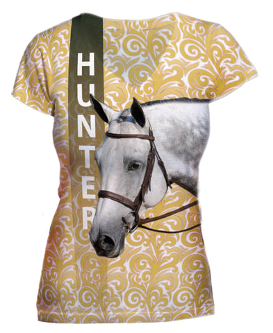 Grey Hunter Vneck