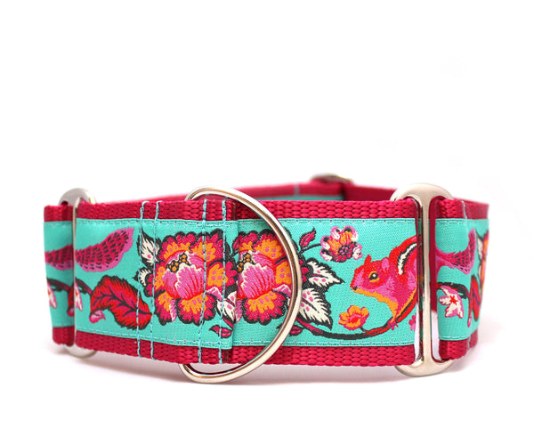 "2"" Chipmunk Dog Collar"
