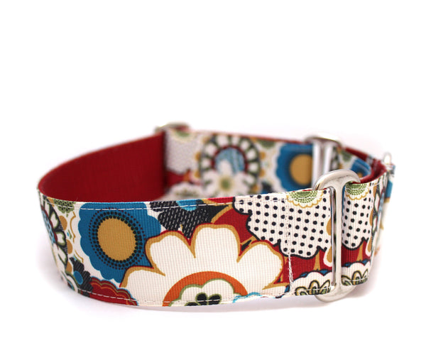 "1.5"" Iris Apfel Dog Collar"