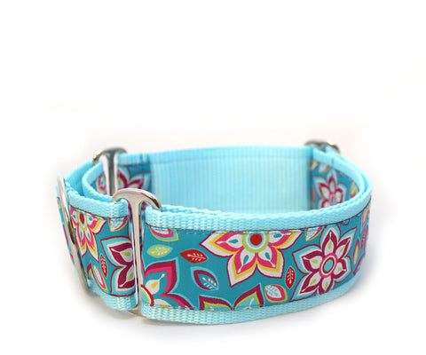 "2"" Maui Martingale Dog Collar"