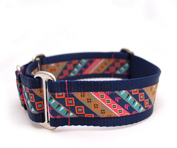 "1.5"" TriBeCa Dog Collar"