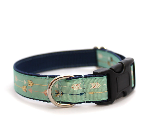 "3/4"" Katniss Dog Collar"