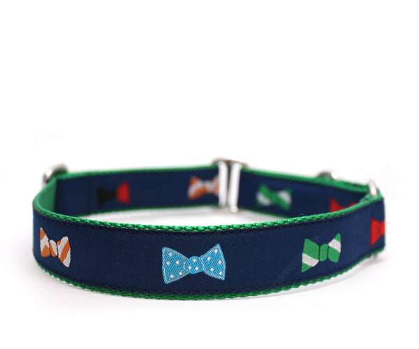 "1"" Charlie Chaplin Dog Collar"