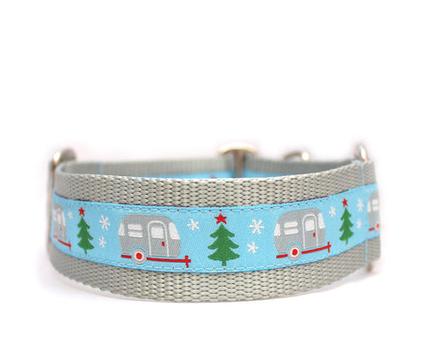 "1.5"" Christmas Vacation Dog Collar"