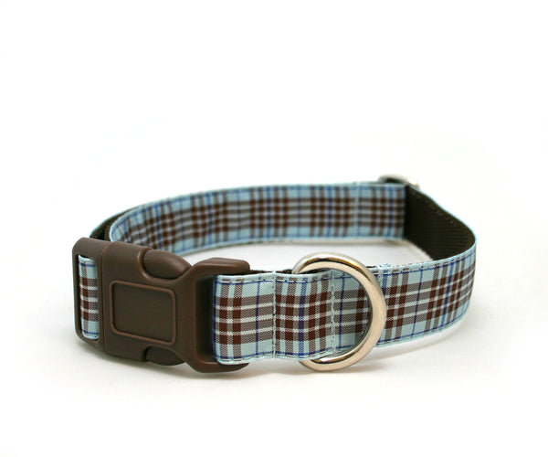 "1"" Grandpa's Favorite Golf Pants Dog Collar"