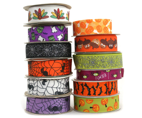 "1"" Design Your Own Halloween Dog Collar"