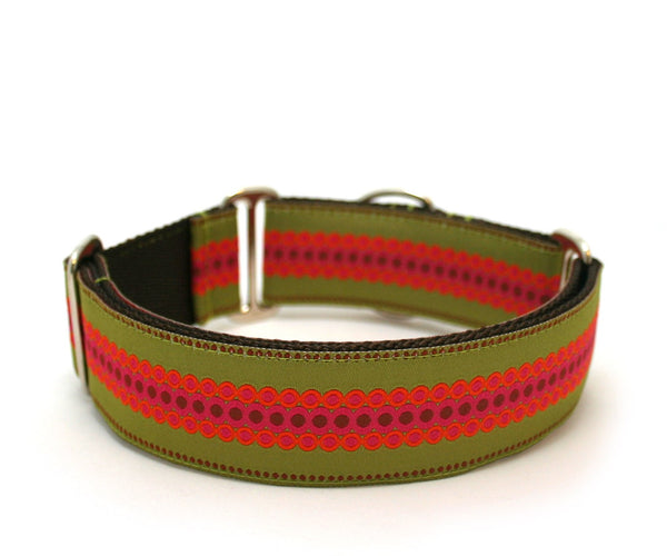 "1.5"" Junebug Dog Collar"