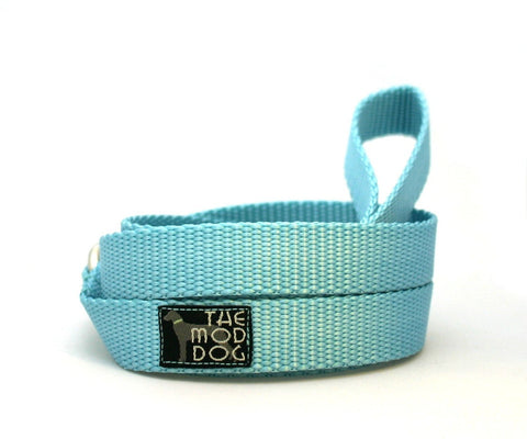 "The Swan dog leash 6' long (3/4"" width)"