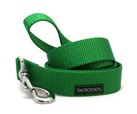 "The Cullen dog leash 4' long (1"" width)"