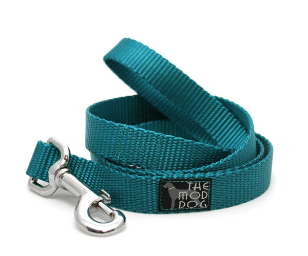 "The Swan dog leash 4' long (3/4"" width)"