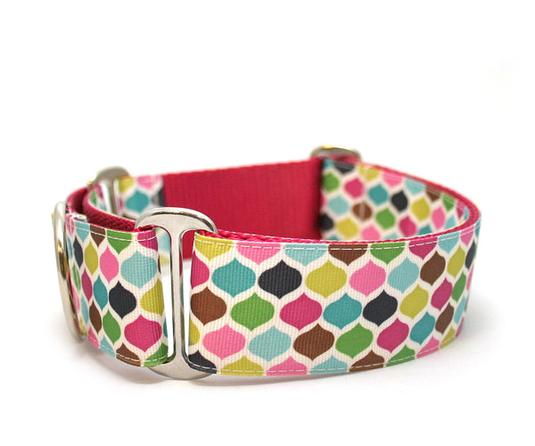 "1.5"" Taj Mahal Dog Collar"