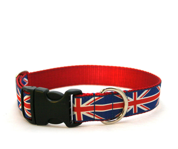 "1"" London Bridge Dog Collar"