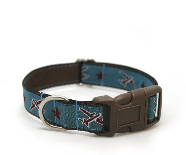 "3/4"" Flyboys Dog Collar"