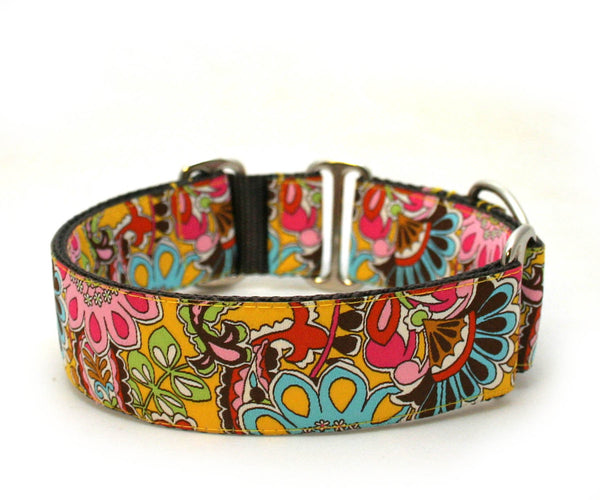 "1.5"" Bohemian Rhapsody Dog Collar"