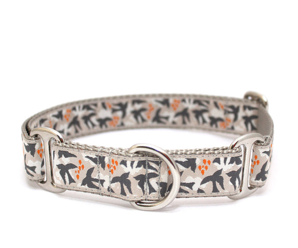 "1"" Come Fly With Me ♥ Dog Collar"