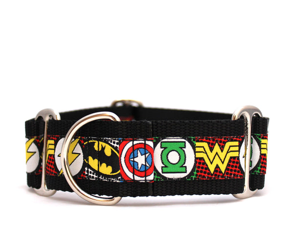 "1.5"" Sheldon Cooper Dog Collar"