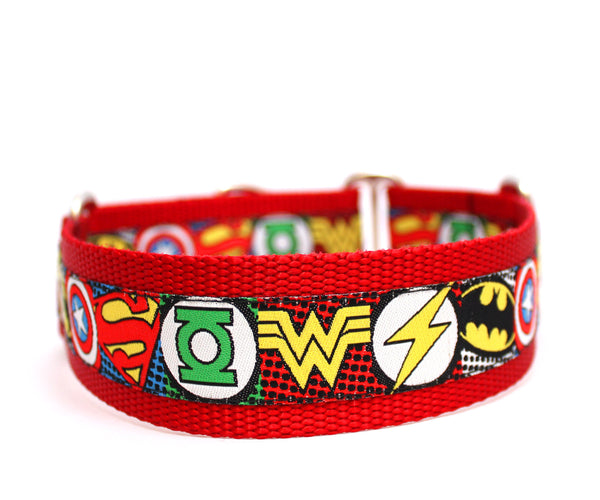 "1"" Sheldon Cooper Dog Collar"