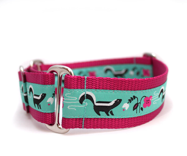 "1.5"" So Stinkin' Cute Dog Collar"