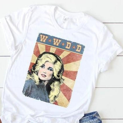 What Would Dolly Do? Top T-Shirt