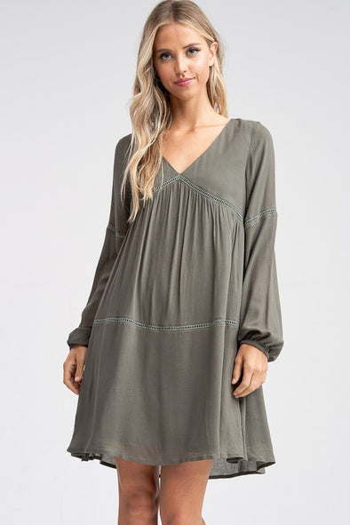 Gracie BoHo Dress