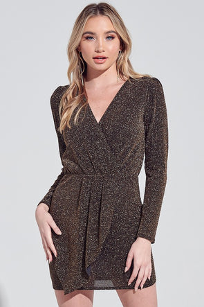 Shimmer Cocktail Dress