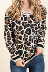 Coco Leopard Sweater