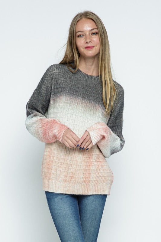 Dusk to Dawn Sweater