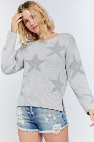 Gazer Star Sweater