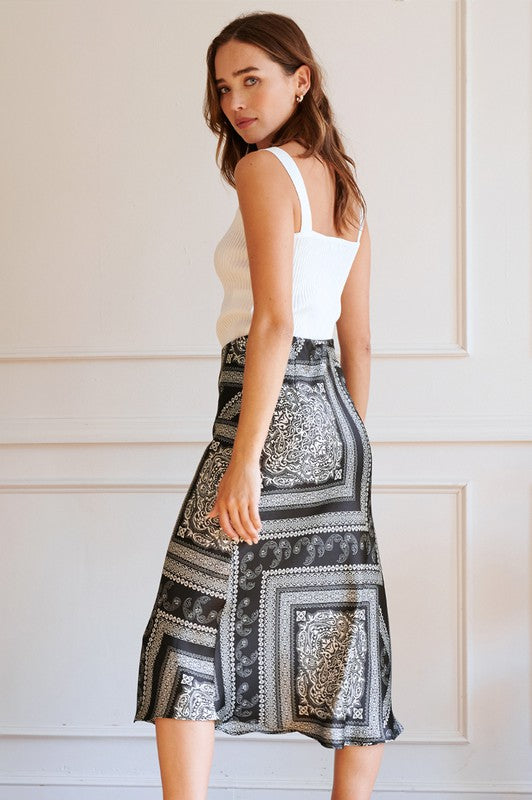 Blair Bandana Skirt
