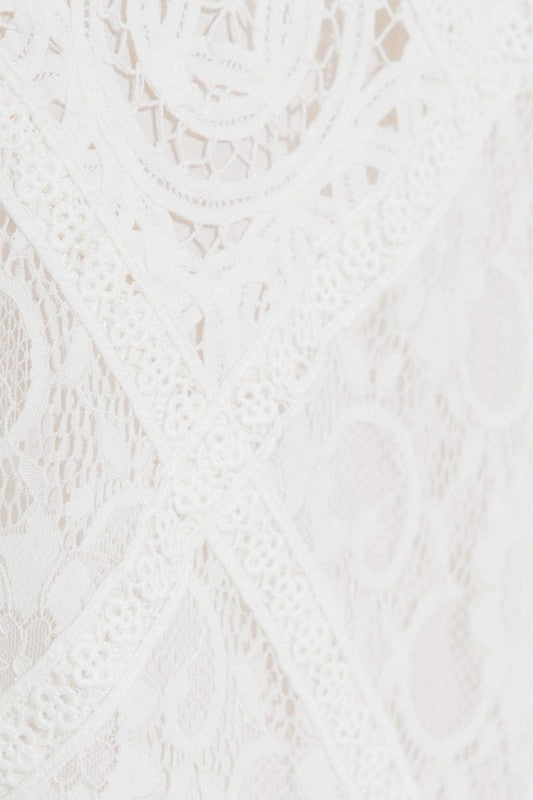 Siobhan Lace Dress