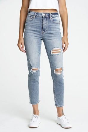 The Original High Rise Mom Jeans