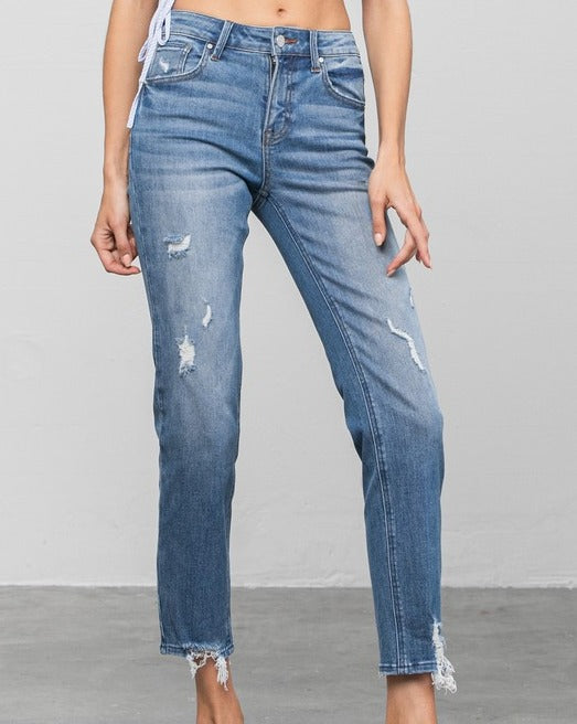 Gotcha Slim Girlfriend Jeans