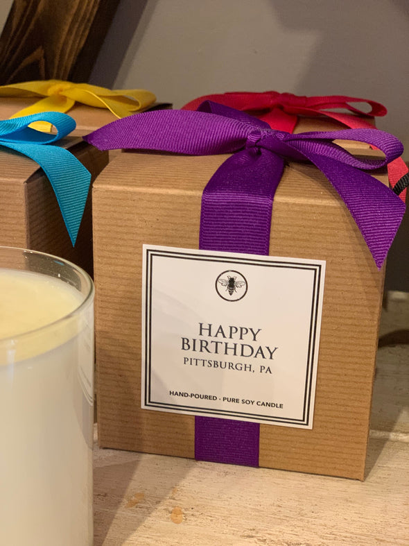 Ella B. Neighborhood Custom Candles
