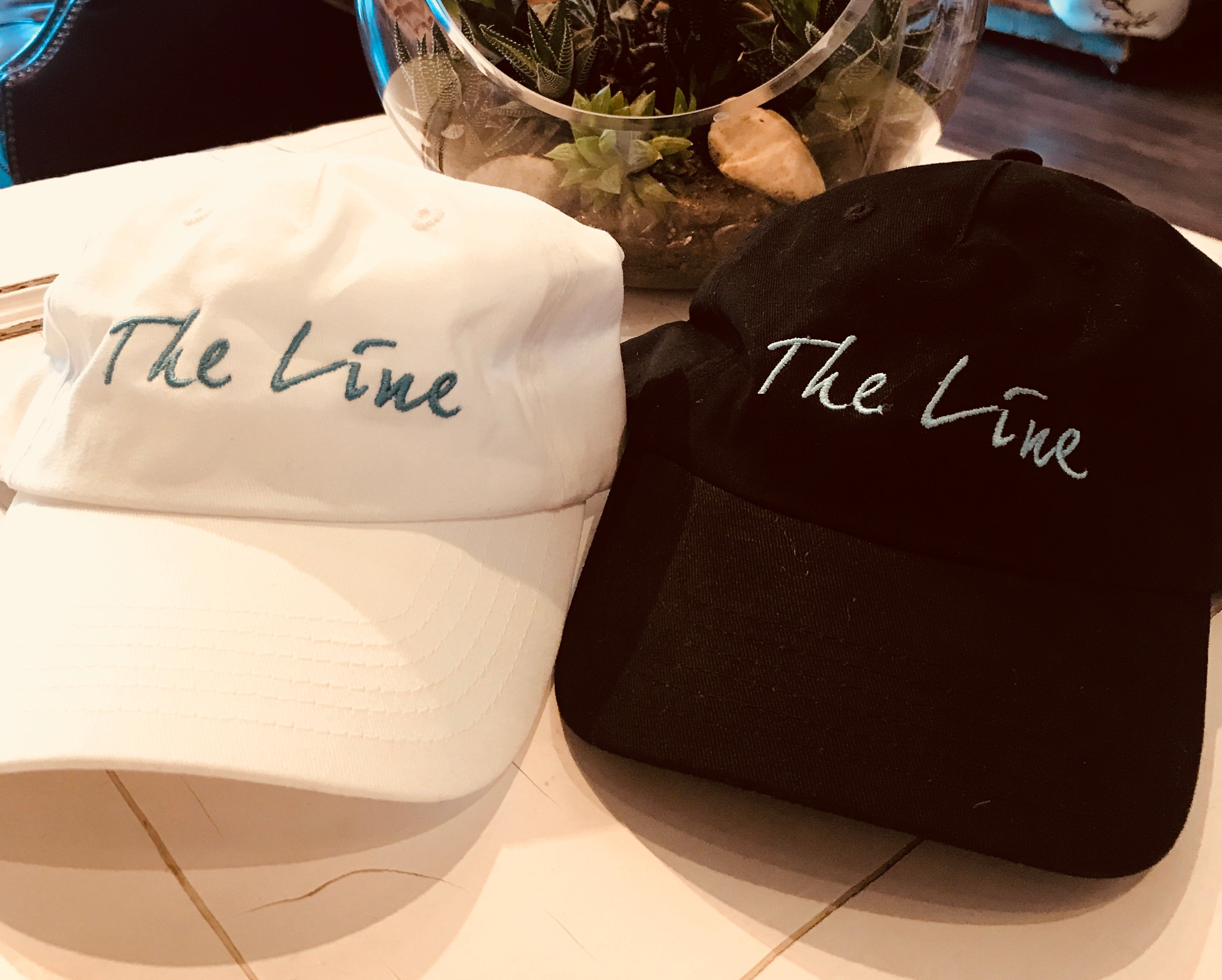 The Line Baseball Cap
