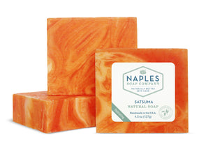 Satsuma Natural Soap