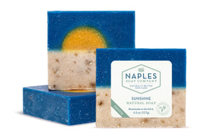 Sunshine Natural Soap