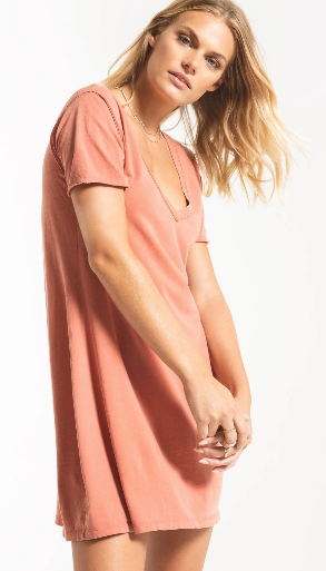 The Organic Cotton T Shirt Dress