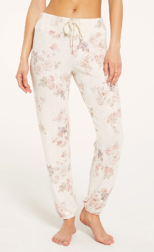 Ava Floral Jogger