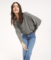 Dollie Slub Sweater Top