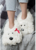 Puppy Dog Slippers
